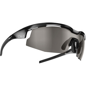 Bliz Sprint M14 Glasses shiny black/smoke
